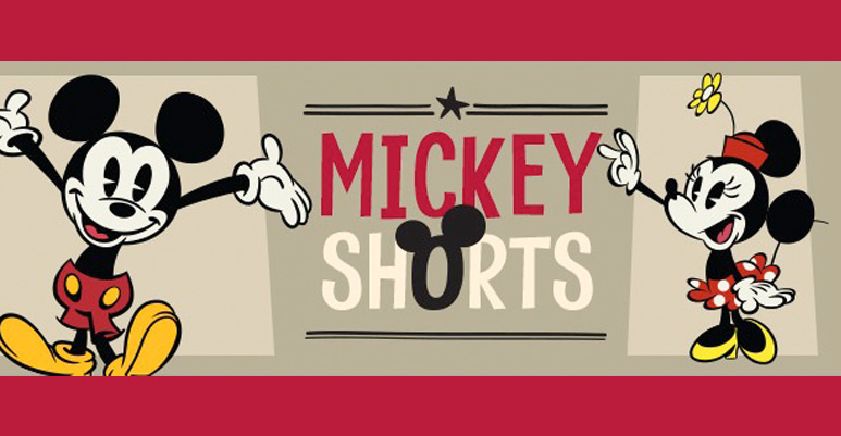 Mickey Shorts: Mixing on Stage A in it's second year is Disney's Mickey Mouse Shorts — A Paul Rudish show. Fader Aces Melissa Ellis & Fil Brown fly the mix. While Robert Poole & Robbi Smith provide Sound Design & Dialog. A little something old and new in this show — Very Cool!