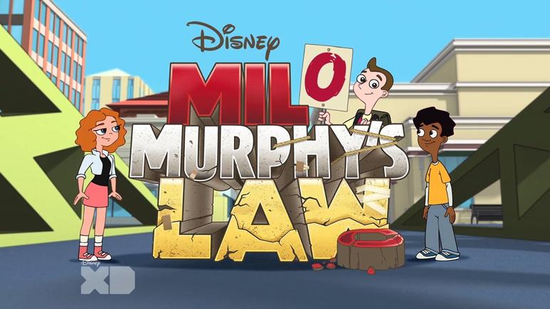 Milo Murphy's Law on Disney